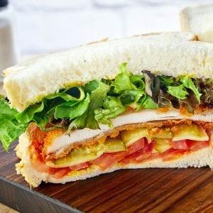 American Monty's Sandwich